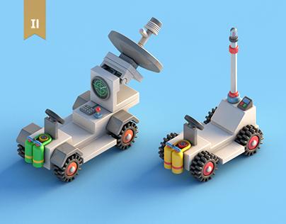 Radar & Buggy