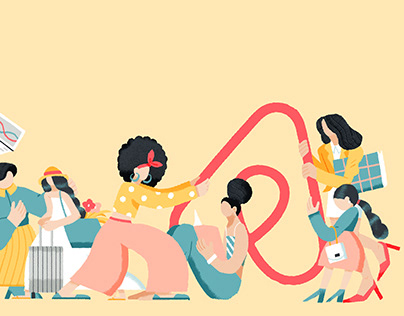Recent works for Airbnb