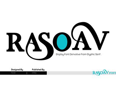 RASOAV Font
