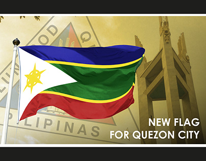 A New Flag for Quezon City (Proposal)