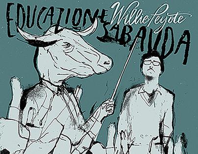 EDUCAZIONE SABAUDA ALBUM COVER