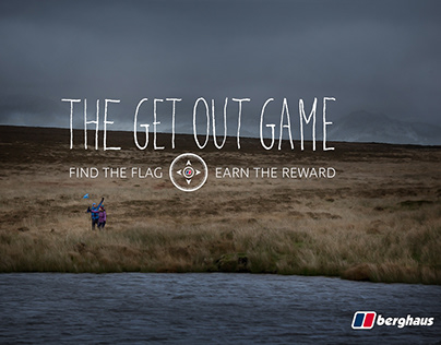 The Get Out Game BERGHAUS