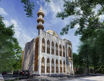 Mosque Render