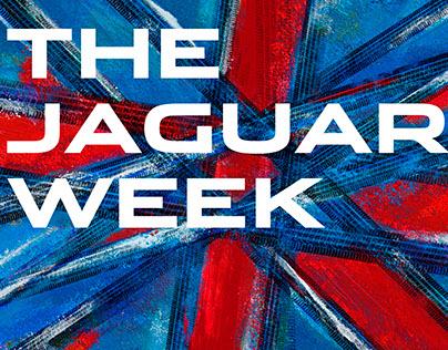 The Jaguar Week Key Visual
