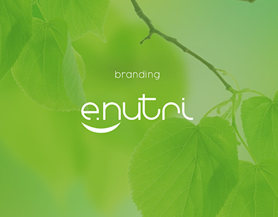E-NUTRI - BRANDING