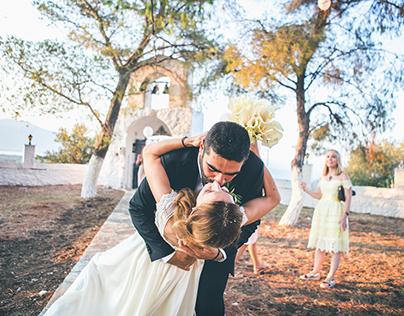 wedding day / arcadia
