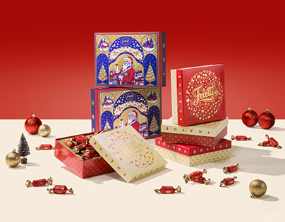 FELETTI – Christmas Chocolates Collection