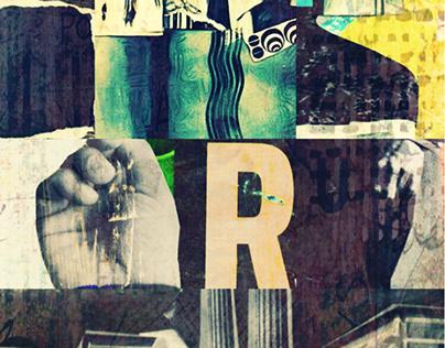 Social status // Analog Collage Fragments