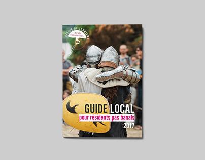[Edition] Guide local 2017 - Merville-Franceville-Plage