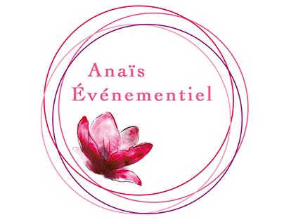 Logo Anaïs Événementiel