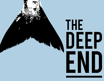 The Deep End - Poster Series Concept