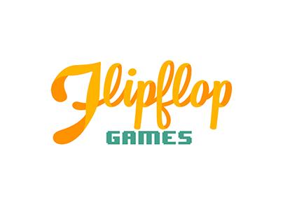 Flipflop Games - Logo redesign