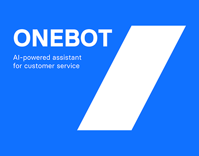ONEBOT - AI-powered call center assistant