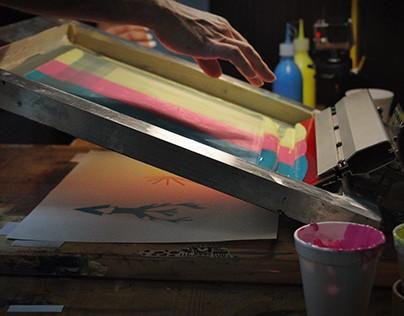 Back to Βasics / Silkscreen Workshop
