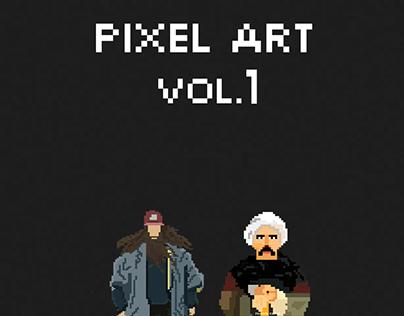Pixel Art Vol. 1