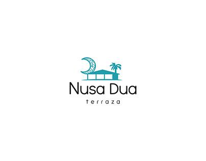 Imagotipo Nusa Dua Terraza