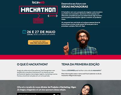 Site Evento Hackathon