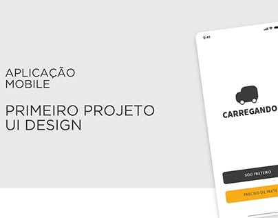 Projeto UI Design