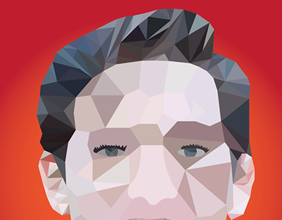 Geometric Portrait