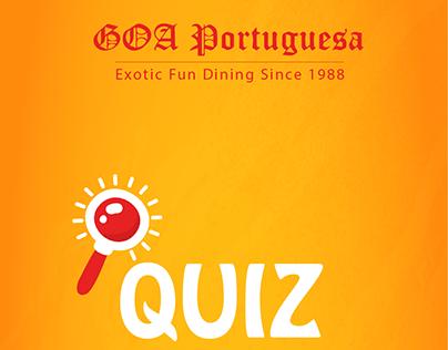 Goa Portuguesa Restaurant-Social Media Posts