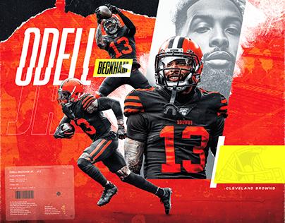 Odell Beckham JR. | Cleveland Browns