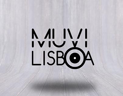 Muvi Lisboa // logo