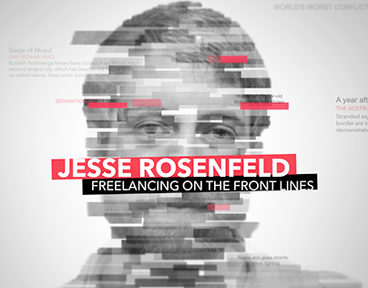 Rosenfeld: Freelancing on the Front lines, NFB