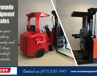Coronado Equipment Sales on Behance