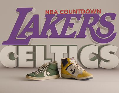ESPN NBA COUNTDOWN LAKERS VS. CELTICS TEASE