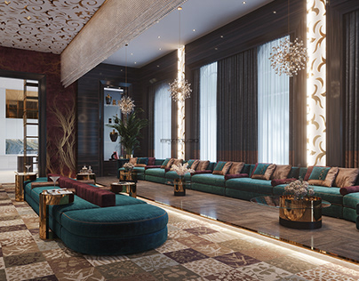 Moderna - Contemporary Reception Space