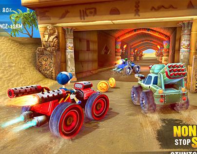 Mini Car Race Legends Screen Shots