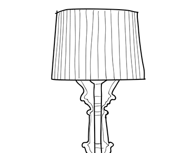 kartell light forniture