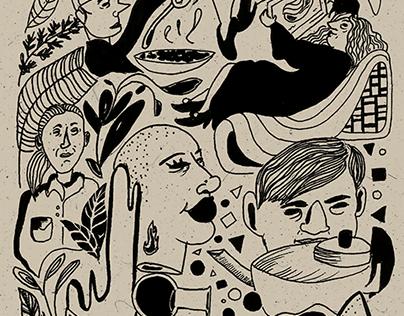 sofar sounds | poster design