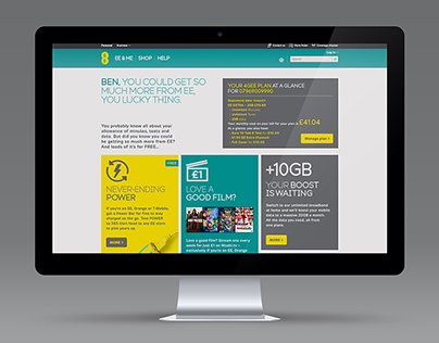 EE Customer Loyalty Value Email Templates