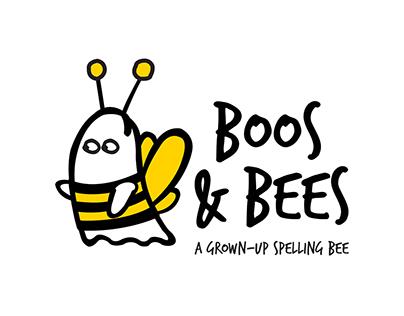 Boos & Bees Logo