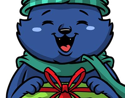 Cute Vector Christmas Graphics