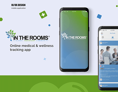 In The Rooms: A Digital Rehab for Addiction Recoveries