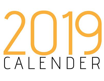2019 Holiday Calendar- For Aviation Company