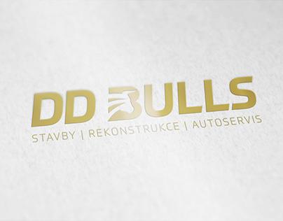 DD BULLS logo