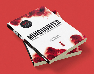 MINDHUNTER (book cover)