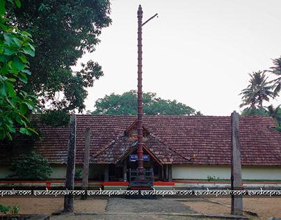 Pandava Temples