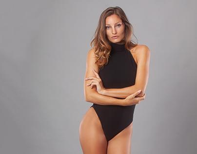 Fashion Model Portfolio Shots