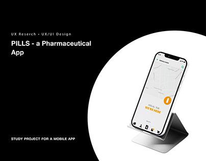 Pills- a Pharmaceutical Mobile App