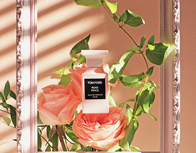 Pink Perfection - Tom Ford Rose Prick Perfume