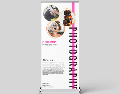 Roll-Up Banner_Photography Studio.