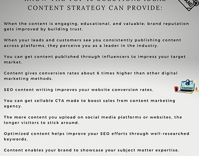Best Content Marketing Strategy in Patna