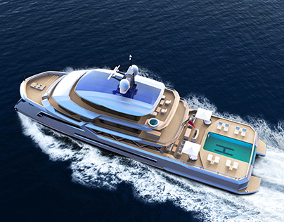 Project OXO 55m designed by VOM Creations