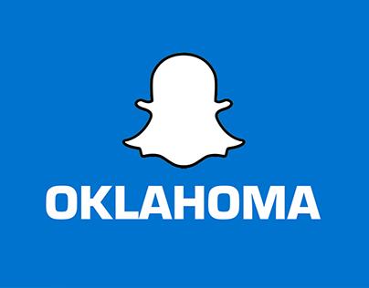 Oklahoma Snapchat Filters
