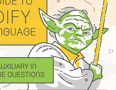 Speak Like Yoda Infographic