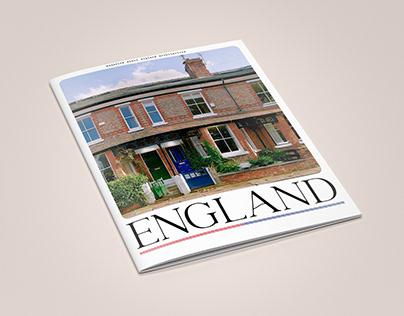 ENGLAND (Magazine About England Architecture)